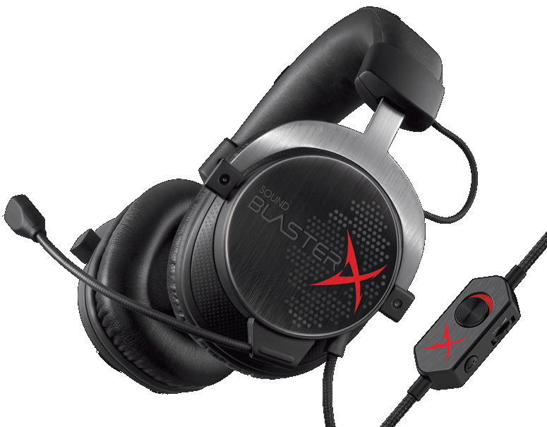 Sound BlasterX Pro-gaming Products